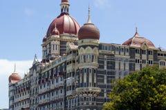Taj旅馆孟买 库存照片