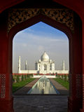 Taj Stock Afbeelding