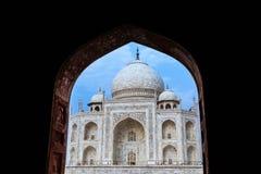 Taj Archway stockfoto