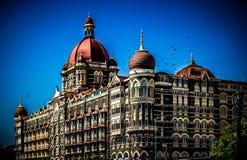 Taj del hotel Imagenes de archivo
