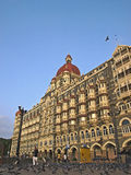 The Taj Hotel Stock Images