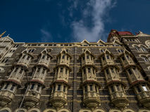 Taj hotel Obrazy Royalty Free