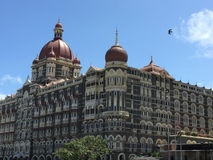 Taj Hotel, Mumbai Royalty Free Stock Photography