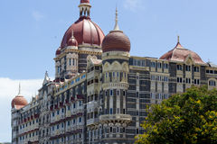 Taj hotel Mumbai Stock Photos