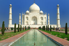 Taj Machal Royalty Free Stock Photo
