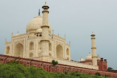 Taj Magal寺庙-阿格拉 免版税库存照片