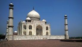 Taj Mahaal Fotografia Stock Libera da Diritti