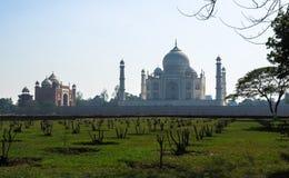 Taj Mahad w Agra, India Obrazy Royalty Free