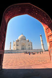 Taj Mahal�India Stock Images