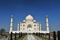 Taj Mahal�India Stock Image