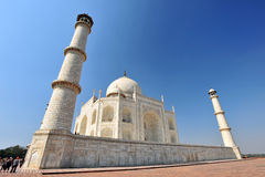 Taj Mahal,India Royalty Free Stock Photography