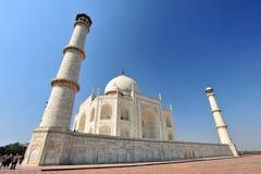 Taj Mahal,India Royalty Free Stock Photography