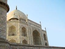 Taj Mahal à Agra Photo libre de droits