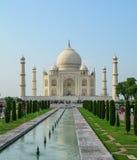 Taj Mahal à Agra, Inde photographie stock libre de droits