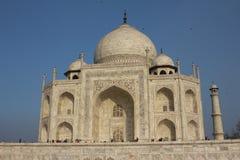 Taj Mahal (κεντρικό κτίριο) Στοκ Εικόνες