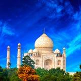 Taj Mahal, Ινδία στοκ φωτογραφία με δικαίωμα ελεύθερης χρήσης