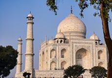 Taj Mahal στην πόλη Agra, κράτος του Ουτάρ Πραντές, Ινδία στοκ εικόνες
