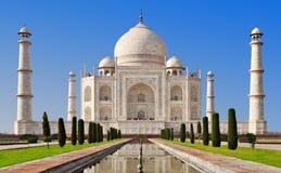 Taj Mahal, Агра Стоковое фото RF