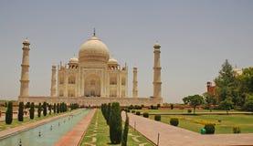 Taj Mahal 1 Stock Afbeelding