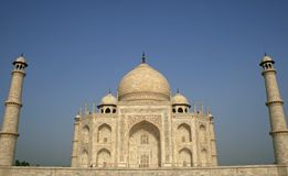Taj Mahal Stockfotos