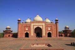 The Taj Mahal Stock Image
