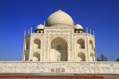 The Taj Mahal Royalty Free Stock Photos