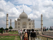 Taj Mahal Stock Photography