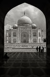 Taj Mahal. In Agra, India Stock Images
