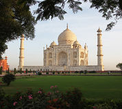 Taj Mahal 2 Royalty Free Stock Images