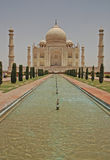 Taj Mahal 2 Photo stock