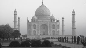 Taj Mahal 2 Royalty Free Stock Photos