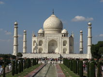 Taj Mahal Fotografia de Stock