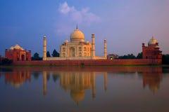 Taj Mahal Stockbild