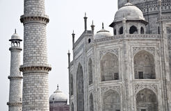 Taj Mahal Royalty Free Stock Photo