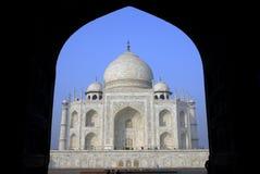 Taj Mahal lizenzfreies stockfoto