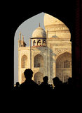 Taj Mahal Images stock