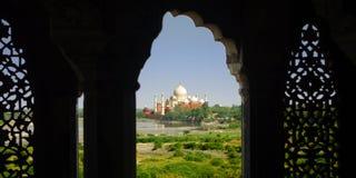 Taj Mahal Стоковое Изображение RF