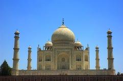 Taj mahal στοκ εικόνα με δικαίωμα ελεύθερης χρήσης