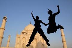 Taj Mahal 免版税库存图片