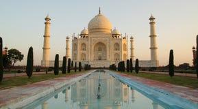 Taj Mahal 库存图片