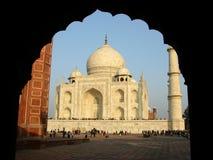 Taj Mahal stockfotografie