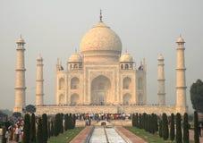 Taj Mahal Fotografie Stock