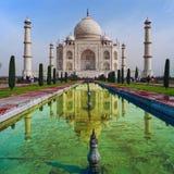 Taj-Mahal Obraz Stock