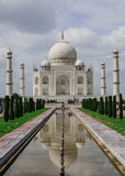 Taj Mahal 01 Fotografie Stock Libere da Diritti