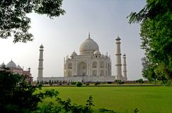 Taj Mahal Obraz Stock