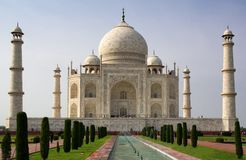 Taj Mahal Zdjęcia Royalty Free