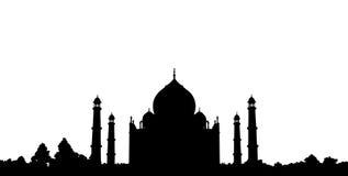 Taj Mahal vektor abbildung