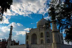 Taj Mahal 6 Στοκ φωτογραφία με δικαίωμα ελεύθερης χρήσης
