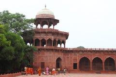 Taj Mahal, Obrazy Royalty Free