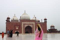 Taj Mahal, Royaltyfria Bilder